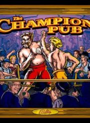 champion pub pin